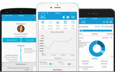 Free Financial Dashboard + Property Valuations on Your Smart Phone