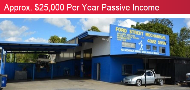 (Photo) $45,000 P/Cashflow from 1 Property