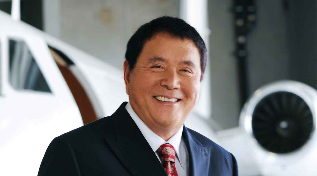 Robert Kiyosaki's Secret to 5,200 Properties