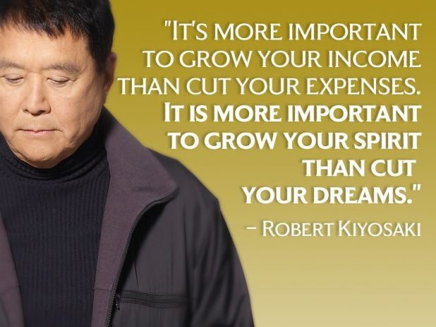 Robert Kiyosaki's Advice for Property Investors
