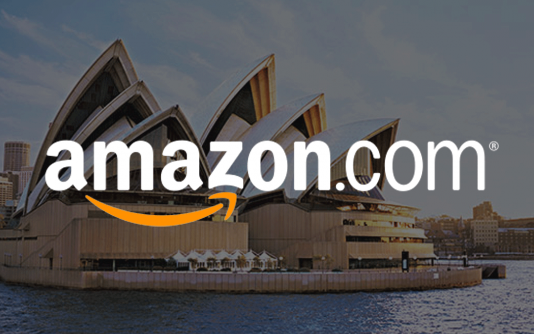 Amazon Australia Launched Today! (I think I've died and gone to one-click heaven)